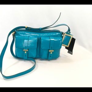Mark Jacobs werdie Crossbody Women's bag blue